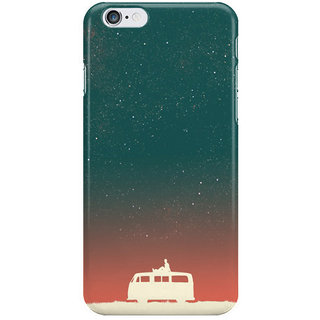 Dreambolic Quiet Night Starry I Phone 6 Plus Mobile Cover