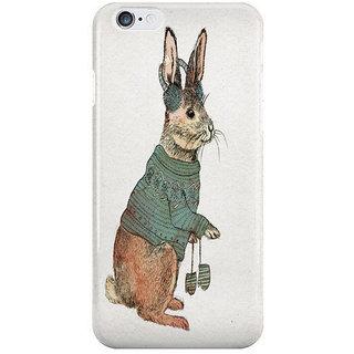 Dreambolic Rabbit I Phone 6 Plus Mobile Cover