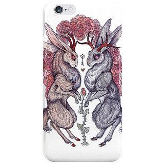 Dreambolic Rare Hearts I Phone 6 Plus Mobile Cover