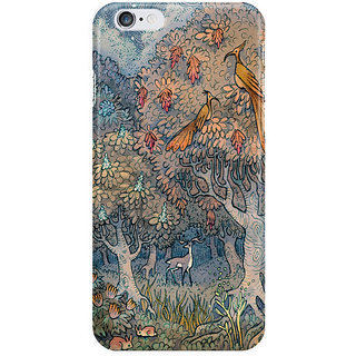 Dreambolic Small Secrets Of The Forest I Phone 6 Plus Mobile Cover