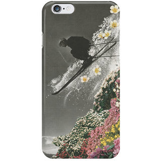 Dreambolic Spring Skiing I Phone 6 Plus Mobile Cover