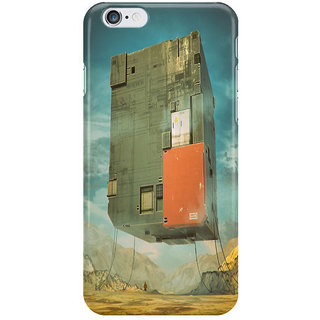 Dreambolic Square One Everyday I Phone 6 Plus Mobile Cover