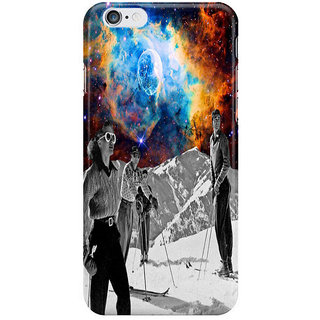Dreambolic Star Mountian I Phone 6 Plus Mobile Cover