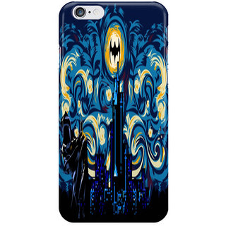 Dreambolic Starry Knight  I Phone 6 Plus Mobile Cover