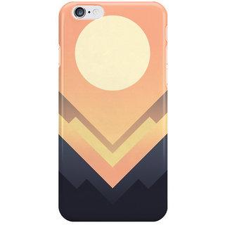 Dreambolic The Sun Rises I Phone 6 Plus Mobile Cover