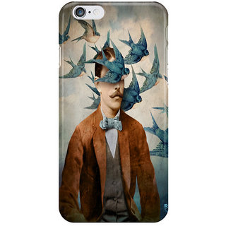Dreambolic The Tempest I Phone 6 Plus Mobile Cover