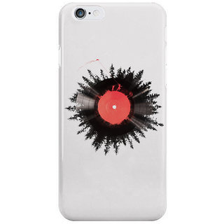 Dreambolic The Vinyl Of My Life I Phone 6 Plus Mobile Cover