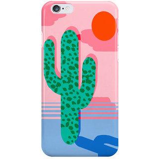Dreambolic Multicolor I Phone 6 Plus Mobile Cover