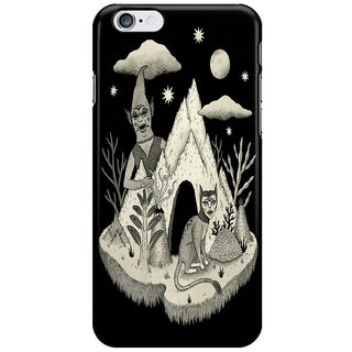 Dreambolic Not Alone Now A Print I Phone 6 Plus Mobile Cover