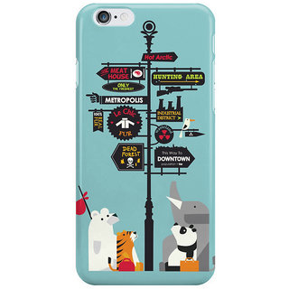 Dreambolic Nowhere Home I Phone 6 Plus Mobile Cover