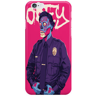 Dreambolic Obey I Phone 6 Plus Mobile Cover