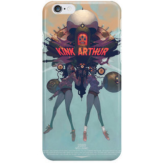 Dreambolic Oh Yeah I Phone 6 Plus Mobile Cover