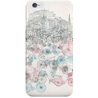 Dreambolic Old Town Bikes I Phone 6 Plus Mobile Cover