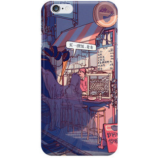 Dreambolic One Bowl Please I Phone 6 Plus Mobile Cover