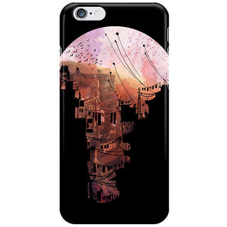 Dreambolic Secret Streets1 I Phone 6 Plus Mobile Cover