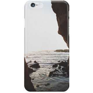 Dreambolic Shell Beach View I Phone 6 Plus Mobile Cover