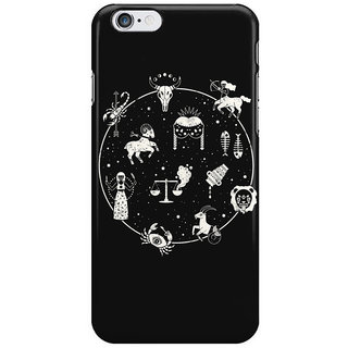 Dreambolic Strange Fortunes Midnight I Phone 6 Plus Mobile Cover