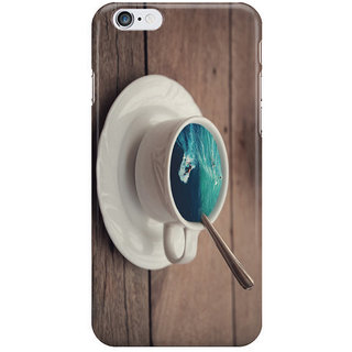 Dreambolic Surfs Cup I Phone 6 Plus Mobile Cover
