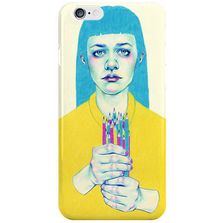 Dreambolic Printed I Phone 6 Plus Mobile Cover