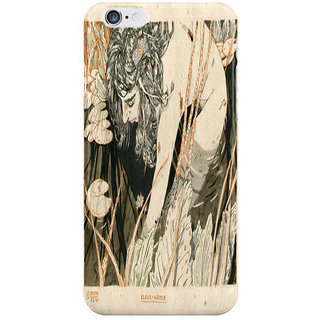 Dreambolic The Black Water I Phone 6 Plus Mobile Cover