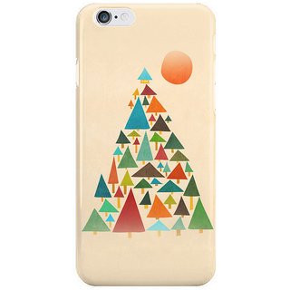Dreambolic The House At The Pine Forest I Phone 6 Plus Mobile Cover