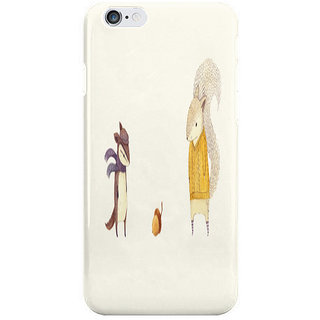 Dreambolic The Last Acorn Of Autumn I Phone 6 Plus Mobile Cover