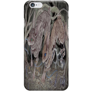 Dreambolic The Warrens Keepers I Phone 6 Plus Mobile Cover