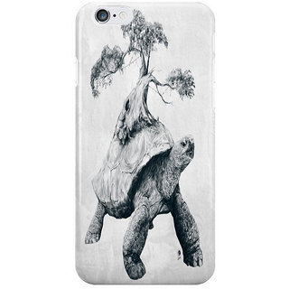 Dreambolic Tortoise Tree Growth I Phone 6 Plus Mobile Cover