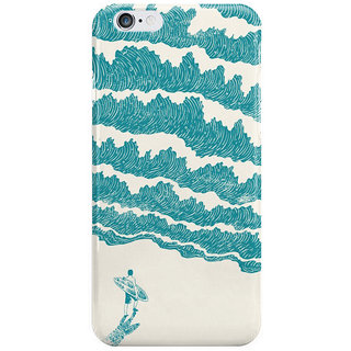 Dreambolic To The Sea I Phone 6 Plus Mobile Cover