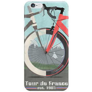 Dreambolic Tour De France Bike I Phone 6 Plus Mobile Cover