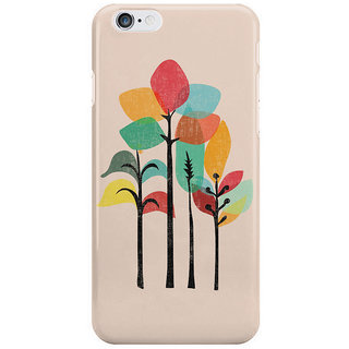 Dreambolic Tropical Groove I Phone 6 Plus Mobile Cover