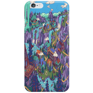 Dreambolic Synery I Phone 6 Plus Mobile Cover