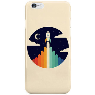 Dreambolic Up Graphics I Phone 6 Plus Mobile Cover