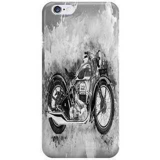 Dreambolic Vintage Motorcycle I Phone 6 Plus Mobile Cover