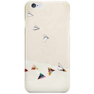 Dreambolic Walking Shadow Paper Planes I Phone 6 Plus Mobile Cover