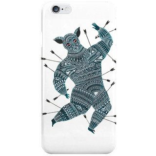 Dreambolic Warrior I Phone 6 Plus Mobile Cover