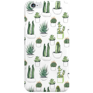 Dreambolic Cacti And Succulent I Phone 6 Plus Mobile Cover