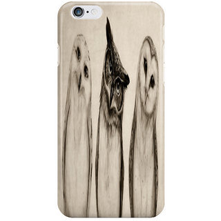 Dreambolic The Owls I Phone 6 Plus Mobile Cover