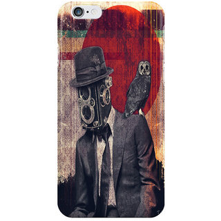 Dreambolic The Photographer I Phone 6 Plus Mobile Cover