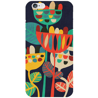 Dreambolic Wild Flowers I Phone 6 Plus Mobile Cover