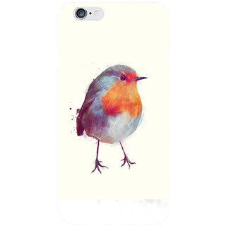 Dreambolic Winter Robin I Phone 6 Plus Mobile Cover