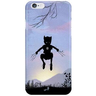 Dreambolic Wolverine Kid I Phone 6 Plus Mobile Cover
