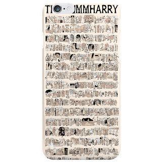 Dreambolic The Summharry Back Cover For I Phone 6
