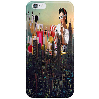 Dreambolic Urban Camouflage End Back Cover For I Phone 6