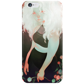 Dreambolic Milk I Phone 6S Back Covers