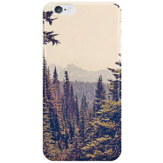 Dreambolic Mountains Through The Trees I Phone 6S Back Covers