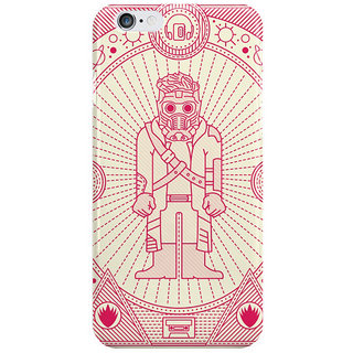 Dreambolic Star Lords Awesome Jamz I Phone 6S Back Covers