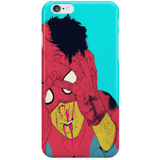 Dreambolic Superheroes I Phone 6S Back Covers
