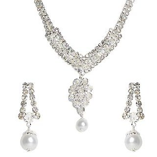 Shining Diva Glorious Glitter Necklace Set