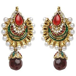 Shining Diva Pretty Drop Earrings